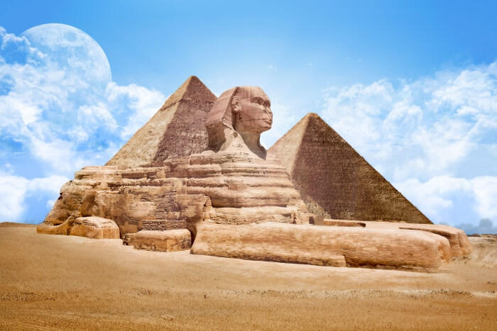 Great Sphinx Of Giza1